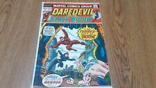 Daredevil #106 Mark Jeweler Variant Rare Marvel Comics 1973 Black Widow Terrex