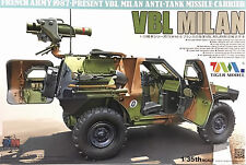 Tiger Models 1/35 VBL Milan French Army Missile Carrier - TIG-4618