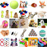 Dog Cat Toy Play Funny Tough Rubber Interwoven Ball Large Chew Puppy Pet Toys