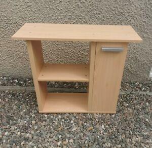 Wood Veneer Fish Tank/Aquarium/Vivarium Stand With Cabinet (W:81cm / D:30.5cm)