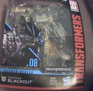 Transformers Studio Series Blackout