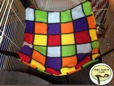 Cosy large hammock ferret,rat,chinchilla,degu. Small Pets Etc.Squares