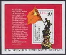 DDR Block 42 mit Tagesstempel Potsdam, 30. Jahrestag der Befreiung 1975, used