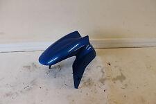 2008-2012 Kawasaki NInja ex250r front wheel fender fairing blue ex 250