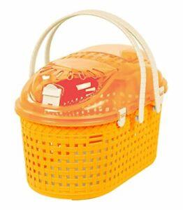 IRIS Small Animal Carrier  Orange