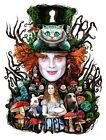 Alice In Wonderland Mosaic 5D Diy Diamond Painting