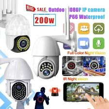 Outdoor 1080P FUNK WLAN WIFI IP NETZWERK CAMERA Überwachungskamera Kamera AUßEN