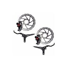 » Clarks M2 Hydraulic Disc Brake Front and Rear Set Black