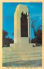 Dayton Ohio~Wright Memorial Wright Field~1950s PC