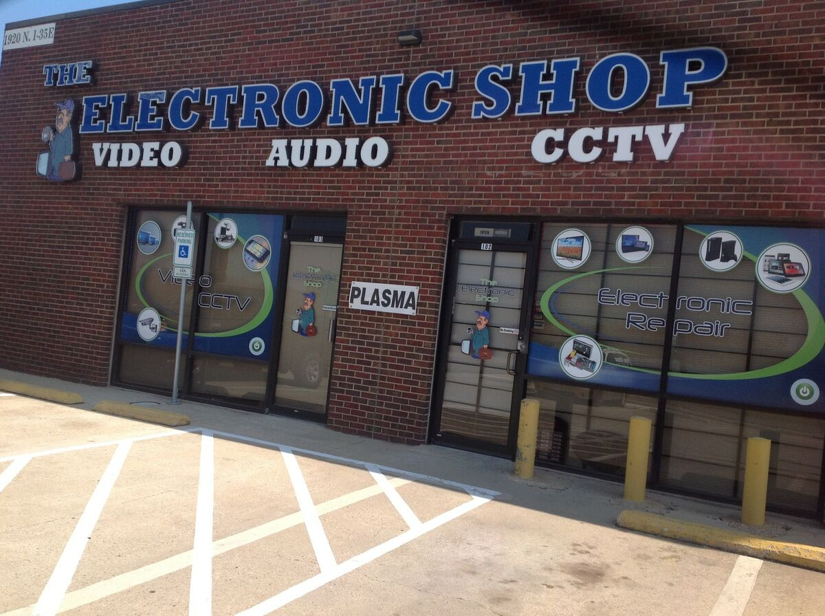 The Electronic Shop