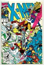 X MEN 3 VF Comic Book Cover pencils by Jim Lee, inks by Scott Williams.