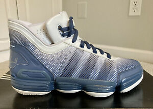 ADIDAS BASKETBALL TS HEAT CHECK SAMPLE WESLEY JOHNSON AUTOGRAPH ONE SHOE ONLY