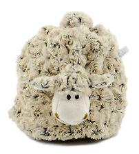 HanSen Plüsch Schaf Kindermütze kuschelweich braun Lamm Lämmchen