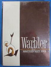 1964 Eastern Illinois University Charleston Illinois The Warbler
