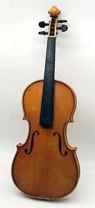 ThriftCHI ~ Karl Hofner Bubenreuth 1978 3/4 Size Violin Has 2 Labels
