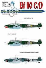 Eagle Cal 1/32 Messerschmitt Bf 110C/D PT 2 # 32118