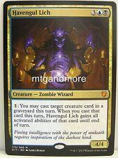 MTG 1x Havengul quanto-Dark Ascension Zombie Wizard MYTH NM *