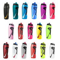 Nike Water Bottle Hyper Fuel 18oz 24oz 32oz Sports Fitness Gym Cycling Drinking