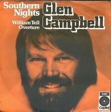 7inch GLEN CAMPBELL southern nights HOLLAND EX +PS  1977