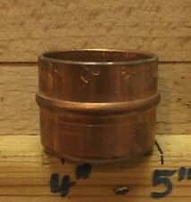 28mm Stop End YP Yorkshire 864 Solder Copper Water Gas Fitting Plumbing X 3