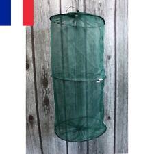 Filet de Pêche Vert Maille 50 x 30 cm Petits Poissons Crevette Méné Appâts
