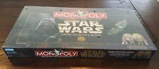 Limited Edition Star Wars Monopoly - Sealed 1997 20th Anniversary Version
