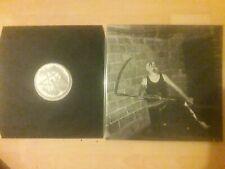 "Goatmoon death before dishonour 12""lp clear black smoke vinyl"