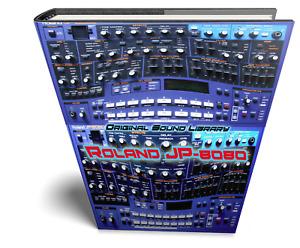 from Roland JP-8080 - Large original WAV/Kontakt Multi-Layer Samples Library