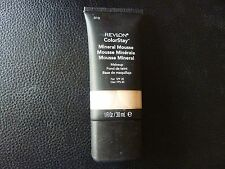 Revlon ColorStay Mineral Mousse Makeup / Foundation - FAIR  #010 - New / Sealed