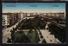 38716/ AK - BERLIN - Charlottenburg - Stuttgarter Platz - Bahnhof - o 1918