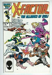 X-Factor 5, 1986, Marvel. Grade: VF/NM (9.0)