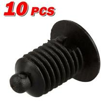 10x Nylon Front Bumper Door Trim Panel Grille Clip Rivet Retainer for Silverado