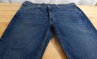 USED Men's Levi's 514 2-Way Comfort Stretch Straight Leg 5 Pocket Jeans