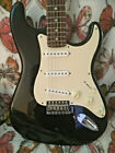 1996 Stratocaster Squier by Fender Electric Guitar