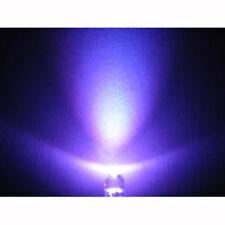 KAYI 50 X UV LED 5mm Light Ultra super Bright Free Resistors