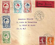 FRANCE 1923 - PRECURSEURS DE POSTE AERIENNE - MEETING D'AVIATION DE AMIENS