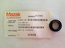 NEW, MAZAK SDR-18 SCRAPER (Mazak Part # J04SH001010) - STOCK # FAC1727