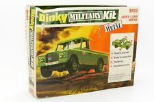 DINKY TOYS BOITE VIDE POUR KIT LAND ROVER MILITARY #1032 ONLY BOX