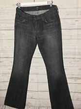 7 Seven for all Mankind A Jeans Size 28 Style U130B2339-233S Black