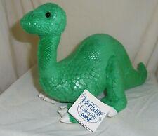 Bronte retired 15in Ganz Heritage Collection plush Brontosaurus Dinosaur H6906