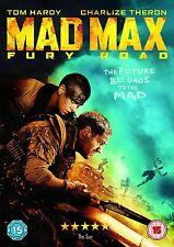 MAD MAX 4   FURY ROAD       BRAND NEW SEALED GENUINE UK DVD