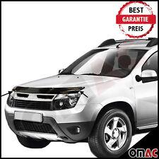 Motorhaube Deflektor Insekten und Steinschlagschutz für Dacia Duster 2010 - 2017