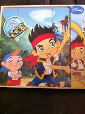 Jake The Pirate - Jigsaw / Puzzles Boxed Set - New