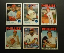 2014 Topps Archives Philadelphia Phillies Team Set without Short Prints Schmidt