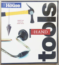This Old House 26 Essential Hand Tools Renovate/Repair c1998 PB 1st Edition New