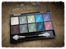 10er Lidschatten / Eyeshadow NEU SC03 + 3 Parfumproben zum testen