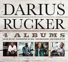 Darius Rucker - 4 CD Set [New CD] NTSC Region 0, UK - Import