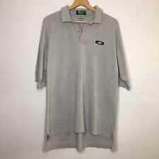 Land Rover Gray Golf Shirt Discovery Series II Size XL