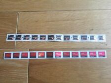 More details for job lot of amd ryzen and radeon stickers x 24 system builder