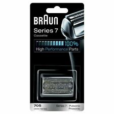 Braun Series 7 70S 9000 REPLACEMENT SHAVER HEAD FOIL Pulsonic Prosonic NEW